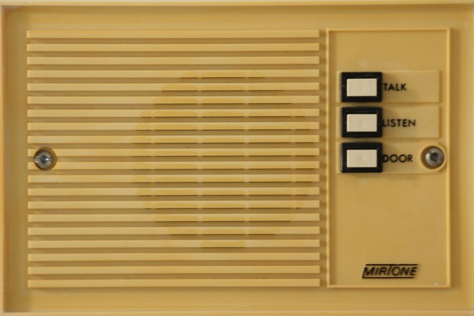 Old Intercom